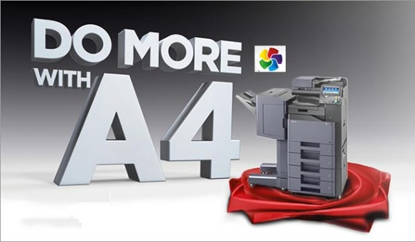 do more with A4